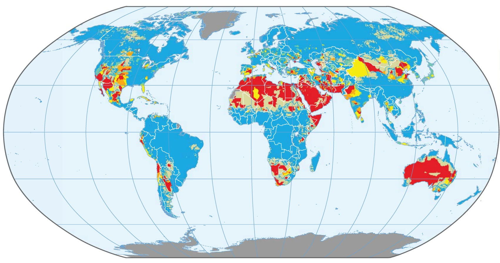present-water-stress-world-map-drought